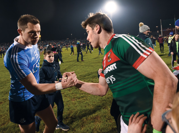 Mayo v Dublin - Allianz Football League Division 1 Round 4