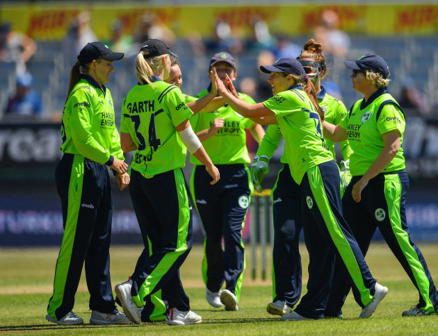 Ireland v Bangladesh - Women's T20 International