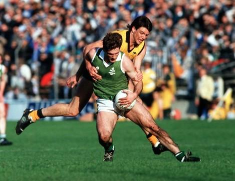 Dermot McNicholl 1987