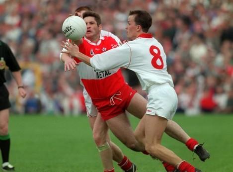 Dermot McNicholl and Pascal Canavan 1996