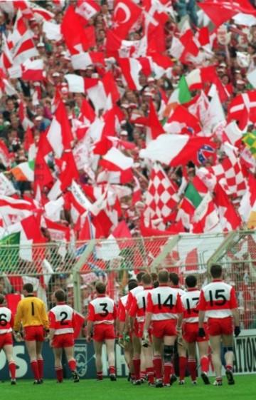 Derry fans