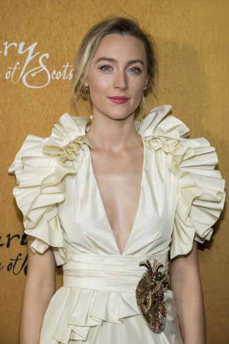 NY Premiere of Mary Queen of Scots