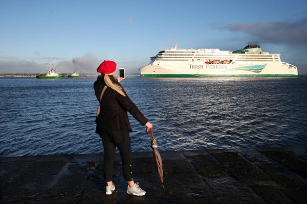 18  NEW IRISH FERRIES SHIP_90561016