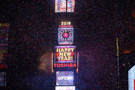 New Year's Eve 2018 Celebration - New York