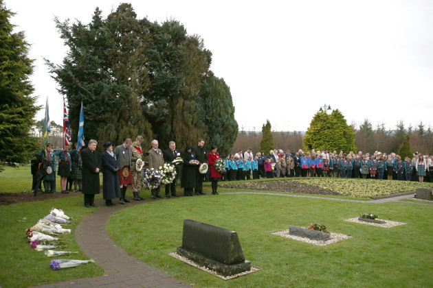 30th anniversary of Lockerbie bomb
