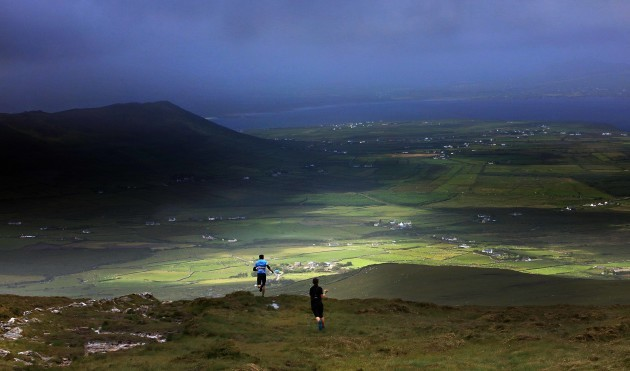 Dingle Adventure Race 2017 Mount Brandon