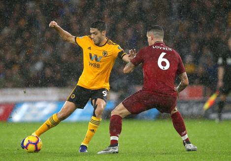 Wolverhampton Wanderers v Liverpool - Premier League - Molineux