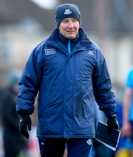 Jim Gavin after the game