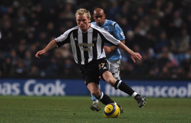 Soccer - FA Barclays Premiership - Manchester City v Newcastle United - City of Manchester Stadium