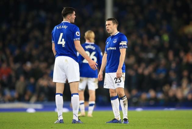 Everton v Tottenham Hotspur - Premier League - Goodison Park