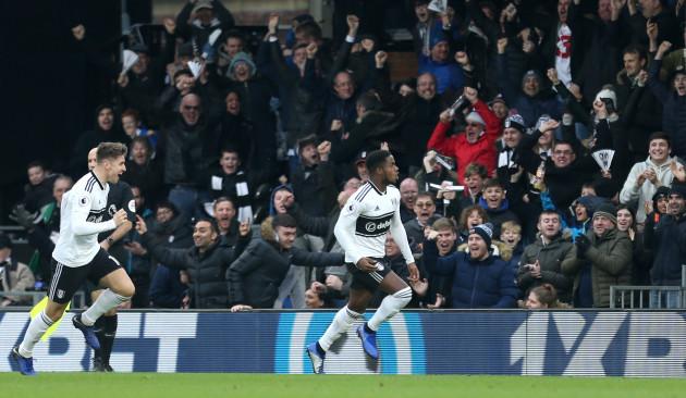 Fulham v Wolverhampton Wanderers - Premier League - Craven Cottage