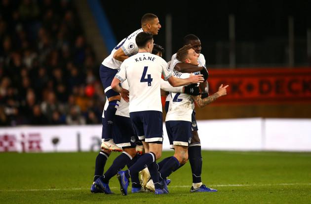 Burnley v Everton - Premier League - Turf Moor