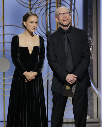 The 75th Golden Globe Awards - Show - Los Angeles