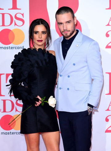 Cheryl and Liam split