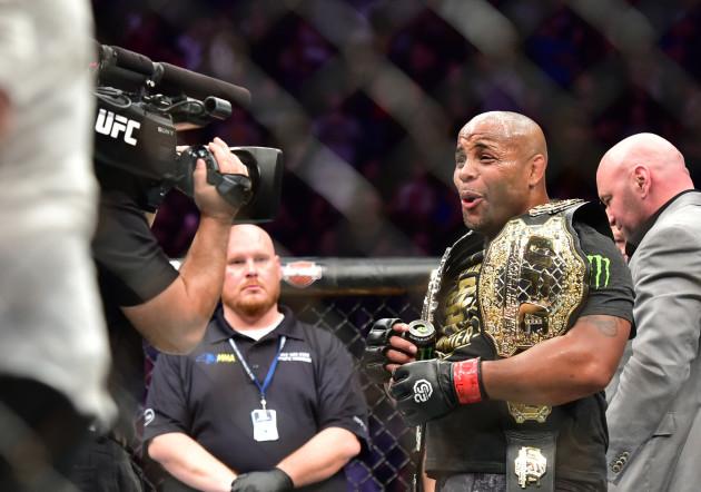 Martial Arts 2018: UFC 230