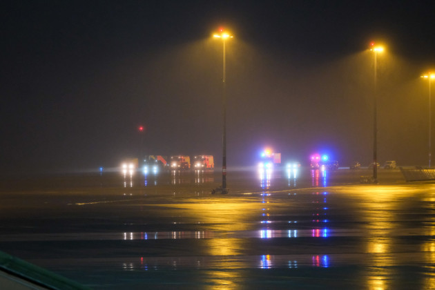 Air traffic at Hannover Airport discontinued after incident