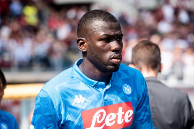 Italy: Serie A: Torino FC vs Napoli