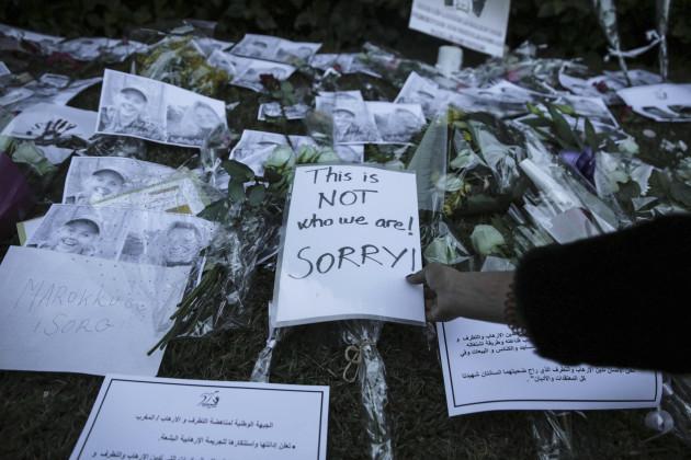 Morocco Tourists Killed