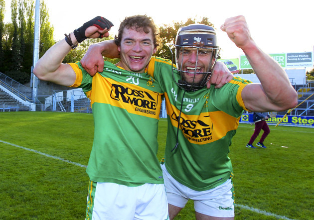 James Hammersley and Conor Hammersley