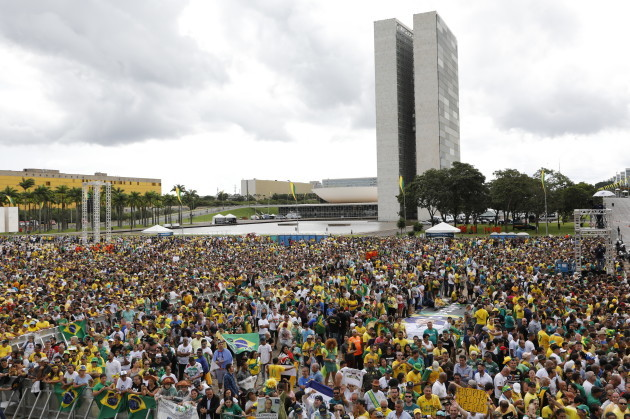 Brazil Bolsonaro Inauguration