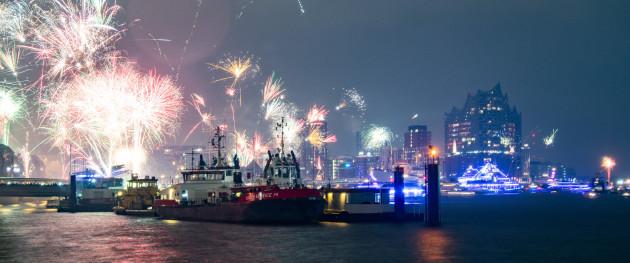 New Year's Eve - Hamburg