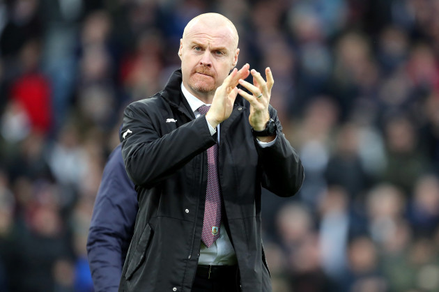 Sean Dyche File Photo