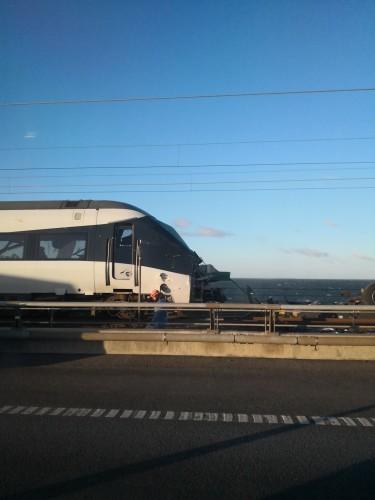 DENMARK-TRAIN ACCIDENT-CASUALTIES