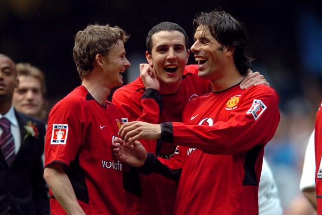 Soccer - AXA FA Cup - Final - Manchester United v Millwall