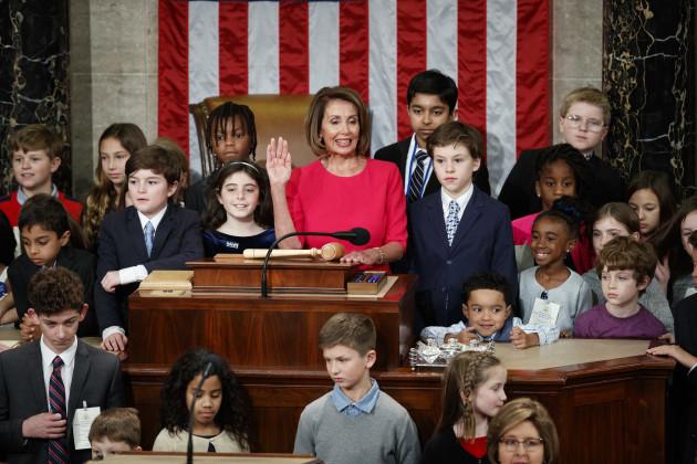 New Congress Pelosi