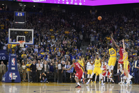 NBA: Houston Rockets at Golden State Warriors