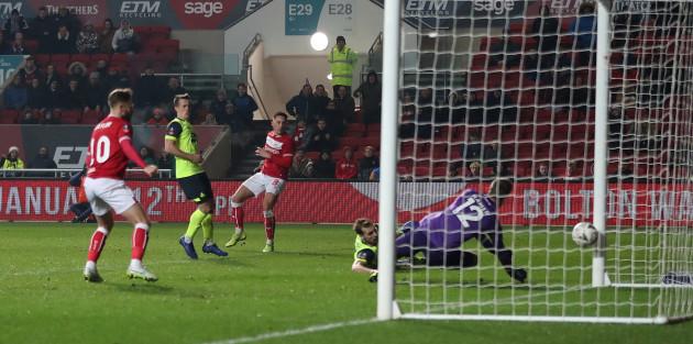 Bristol City v Huddersfield Town - Emirates FA Cup - Third Round - Ashton Gate
