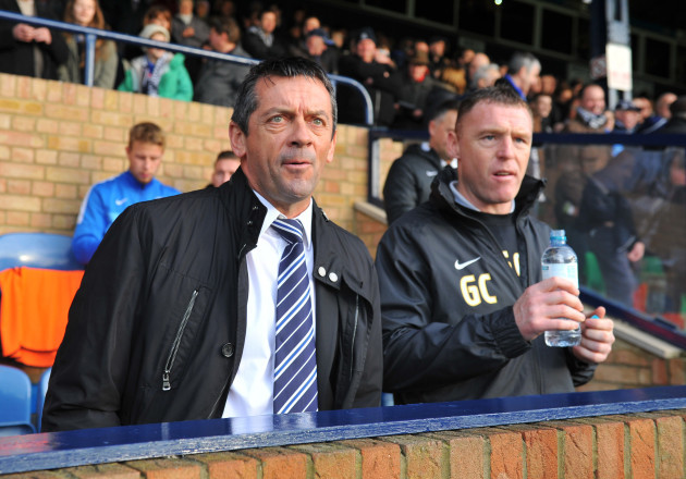 Soccer - Sky Bet League Two - Southend United v Chesterfield - Roots Hall