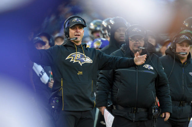 Los Angeles Chargers vs. Baltimore Ravens