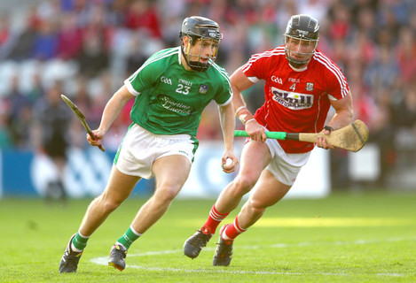 Barry Murphy and Colm Spillane