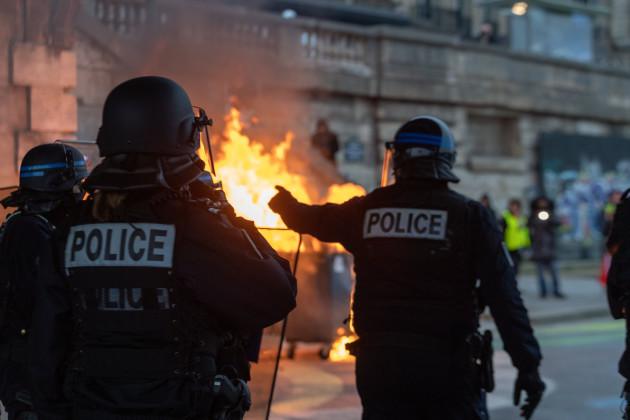 Yellow Vests Protest - Paris