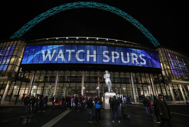 Tottenham Hotspur v Inter Milan - UEFA Champions League - Group B - Wembley Stadium