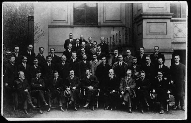 First Dáil.