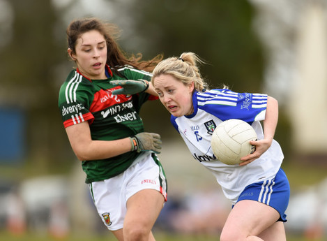 Mayo v Monaghan - Lidl Ladies Football National League Division 1 Round 5
