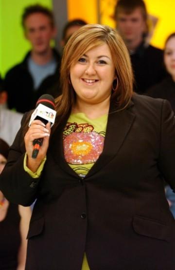 Michelle McManus MTV's TRL UK