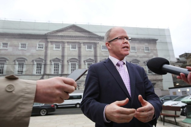File Photo Peadar Toibin intends to set uo a new political party. End