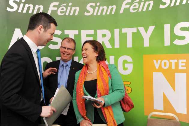Sinn Fein call for job stimulus packages