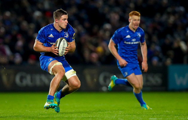 Munster and Leinster name teams for 'A' inter-pro at Thomond Park