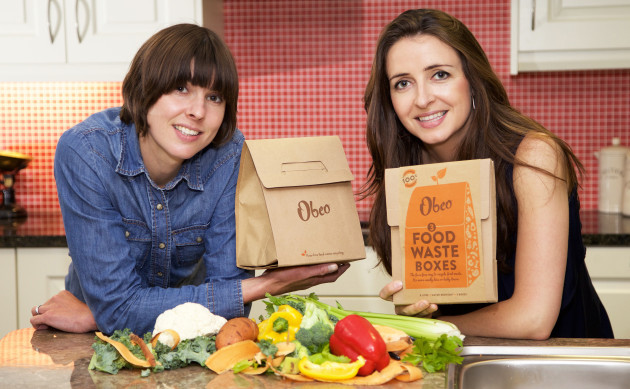 Kate Purcell and Liz Fingleton founders of Obeo