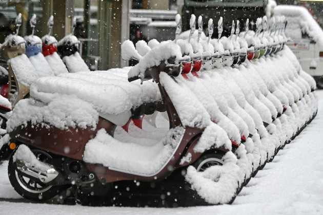 Switzerland Europe Weather Snow