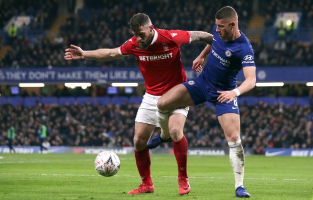 Chelsea v Nottingham Forest - Emirates FA Cup - Third Round - Stamford Bridge
