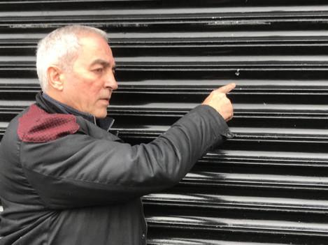 Bullet fired at Sinn Fein office