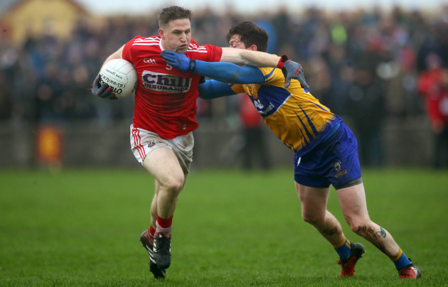 Aaron Fitzgerald and Liam O'Donovan