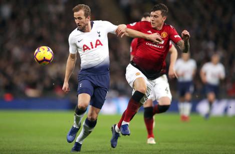 Tottenham Hotspur v Manchester United - Premier League - Wembley Stadium