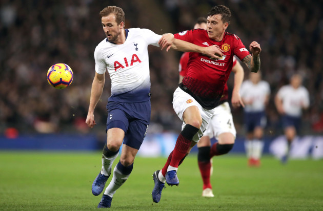 Tottenham Hotspur v Manchester United - Premier League - Wembley Stadium
