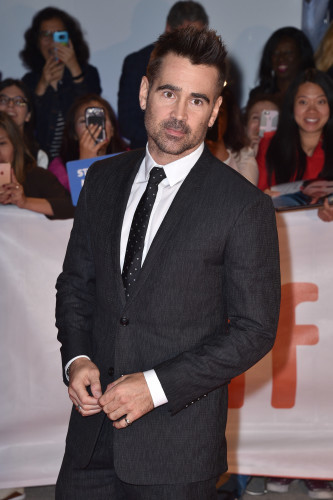 2018 TIFF - Widows Screening
